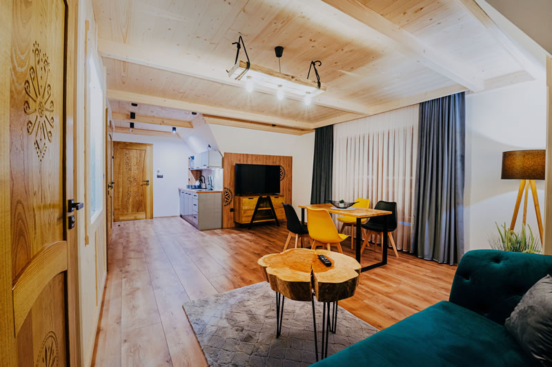 Apartament °4 dla 4 osób
