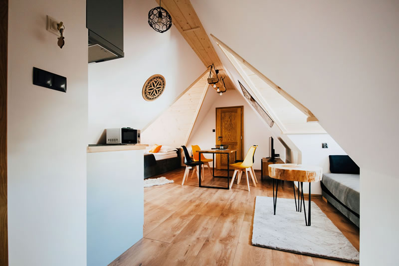 Apartament °6 dla 2 osób